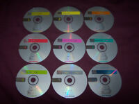 Sample Collection, Studio Sound Library CD's / EMU, Akai, Yamaha, Kurzweil, Roland, Korg /