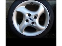 Mondeo ST24 Alloys and Tyres