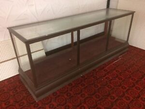 Old Oak Store Display Counter