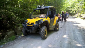 Can Am Commander XT 1000
