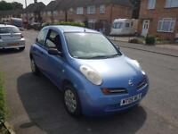 Nissan micra 1.2 2005 spares and repairs