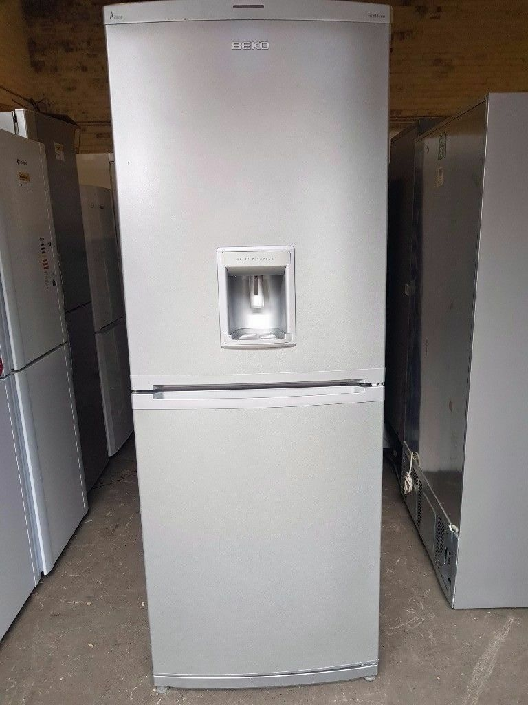 Beko Fridge Freezer (Extra Wide6 Month Warrantyin Liverpool City Centre, MerseysideGumtree - Extra Wide Beko Fridge Freezer 70cm (Water Dispenser No pluming required) Huge capacity Frost Free Factory Refurbished Excellent Condition 6 Month Warranty Free Local Delivery Removal Of Old Appliance Many Makes and Models Liverpool Appliances 25...