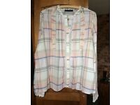 Ladies Marks & Spencer shirts/blouses as new sizes range from 14-18