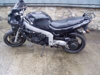 triumph sprint st 955i breaking for spares only