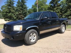 2007 Dodge Dakota, AUTO, 4X4, LOADED, CLEAN CARPROOF, $6,500