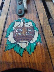 16 Foot Chestnut - Wood Canvas Canoe