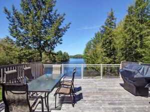 @@!Great Year Round Home Or Cottage On Quiet Little Bob Lake!!@@
