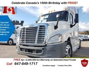 2014 Freightliner CASCADIA EVOLUTION DEAL OF THE MONTH...CALL TO