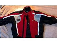 RST mens motorcycle jacket