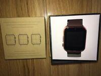 Brand New Gold/Brown/Bronze Smartwatch (Like apple watch) £25