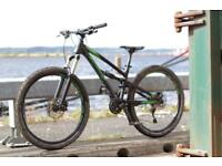 ENDURO MOUNTAIN BIKE (POLYGON SUSKUI D6 2017)