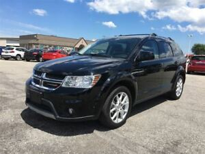 2016 Dodge Journey Limited/CARPROOF CLEAN/DVD/BACKUP CAM