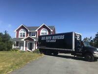 Big Boys Movers - 738-6653