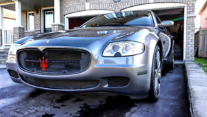 2007 Maserati quattroporte executive gt (1 year warranty)