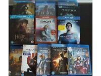 3D Blu-ray films & standard Blu-ray films