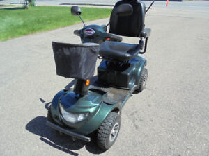 quadriporteur ORTHOQUAD RS1400 mobility scooter RS 1400  2014