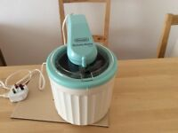 Delonghi icecream maker