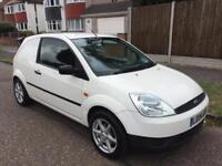 FORD FIESTA TDCI LONG MOT EXCELLENT LITTLE WORK HOURSE