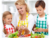 Teenagers cookery classes school holiday Workshops & Kids D of E Skills