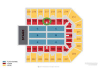 2 x The Killers tickets Sheffield Arena 25/11/17 ** Very Good seats**