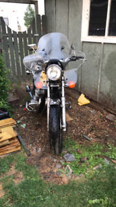 Honda 750 four custom for sale
