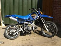 PY 90 Childs off road motorbike