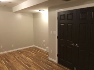 New UNFURNISHED TWO BEDROOMS BASEMENT FOR RENT ASAP