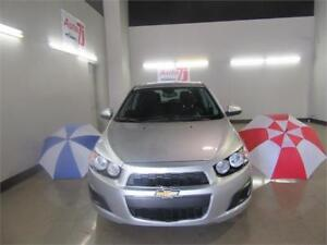 2013 Chevrolet Sonic LT**AUT.AIR.GPS.MAG**EXTRA PROPRE**