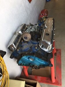 302 ford running engine