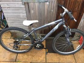 Apollo Front Suspension Mountain bike. Serviced, Free Lights & Local delivery. Warranty