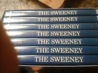 The sweeney complete box set