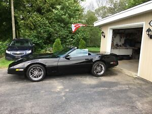 1988 corvette convertible