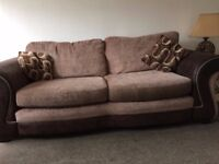 Lovely DFS Sofa and armchair - very good condition