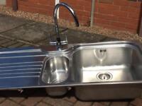 FRANKE 1.5 stainless steel sink