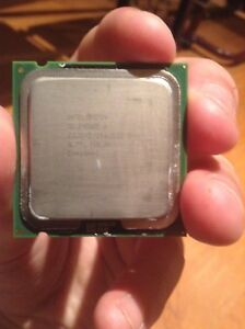 Intel cpu 04 Celeron 2.5.3 GHZ barely used