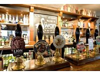 Friendly, efficient Front of House - Awesome Gastro pub in Almondsbury