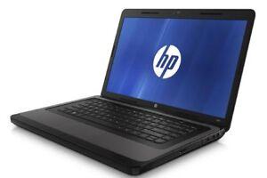 "Laptop HP 17"" - AMD Dual Core 1.60 GHz - Windows 7 Home a vendre"