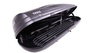 Thule Roof Racks and Cargo Boxes in Stock-Free Installation