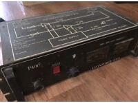 Vintage Lyonforge p400 amplifier