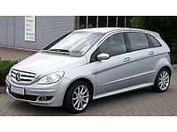 MERCEDES B CLASS W245 BREAKING SPARE PARTS