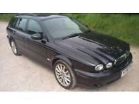 Jaguar X Type diesel estate reduced swap for auto or sale