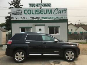 2013 GMC Terrain DENALI, AWD, LEATHER, SUNROOF, LOADED, 120KM