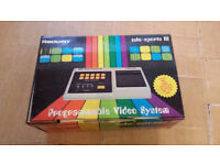 Radotin Tele-Sports 3 Video Console +Superstar Plus Extra Skill Cycle Cartridge