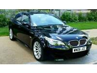 BMW M5 5.0 SMG 4dr HPI CLEAR++FULL BMW SERVICE!!