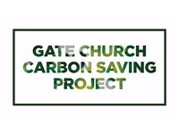 Green Home Makeovers - Volunteers Wanted | Gate Church Carbon Saving Project
