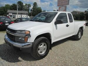 2008 Chevrolet Colorado LS Z71 4X4