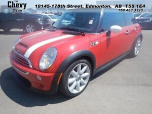 2004 MINI Cooper Hardtop S  Heated Seats