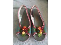 Irregular Choice Sandals, Size 38 (5)