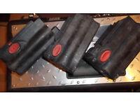 3X HILTI batteries 36 volt 2,4 Ah FOR SPARES OR REPAIR