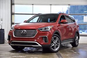 2017 Hyundai Santa Fe XL Limited V6 AWD 7 PLACES TOIT PANORAMIQU